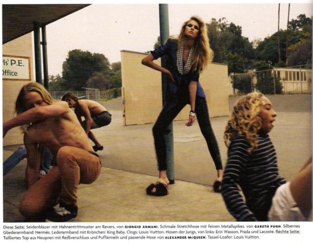 chicks and skateboards